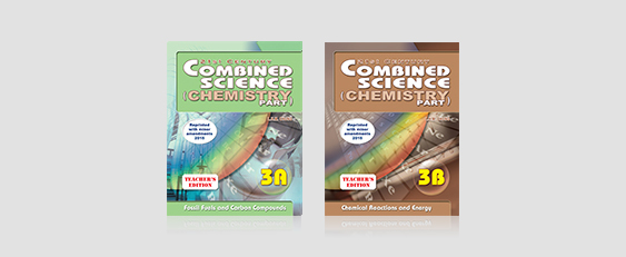 21st Century Combined Science (Chemistry Part) (reprinted with minor amendment)